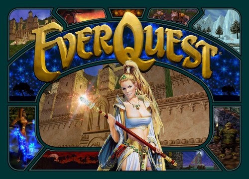 Sony Sells MMO Publisher And EverQuest Creator Sony Online Entertainment