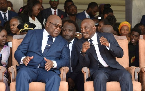 Congo President, PM name government for 1st time since Dec poll win