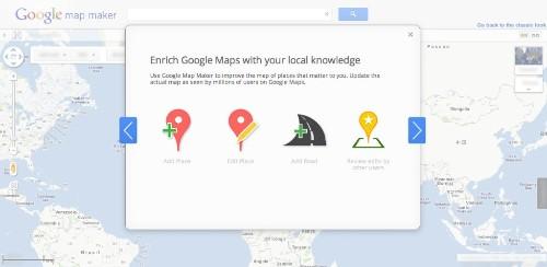 Google Map Maker is now dead
