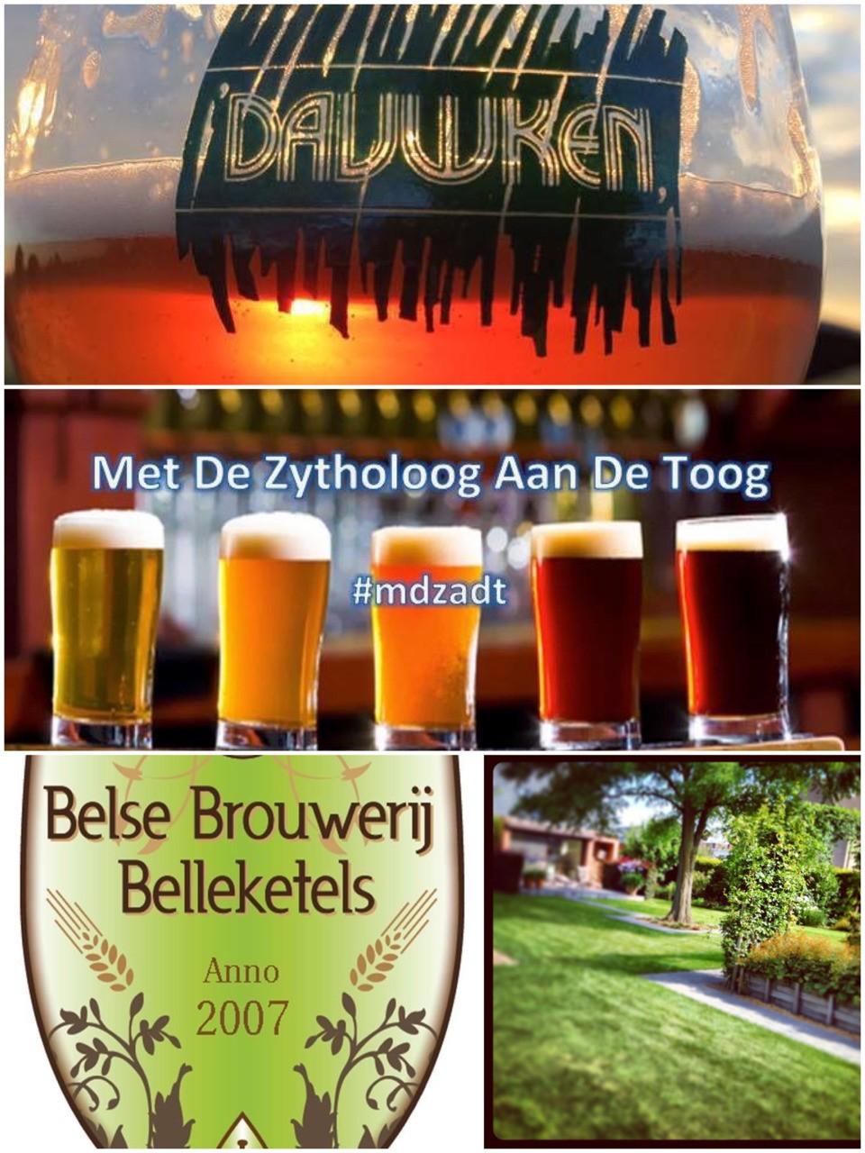 Met De Zytholoog Aan De Toog en Brouwerij De Belleketels een vaste waarde in de Dauwtrip in Denderbelle.