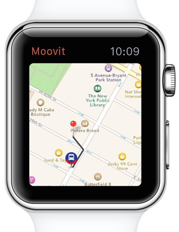 The Apple Watch will tell you if your train is running late
