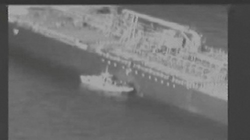 Blast-hit Japanese tanker anchors off UAE coast - operator