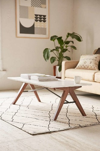 14 Cheap Coffee Tables That Look Expensive | HuffPost Life