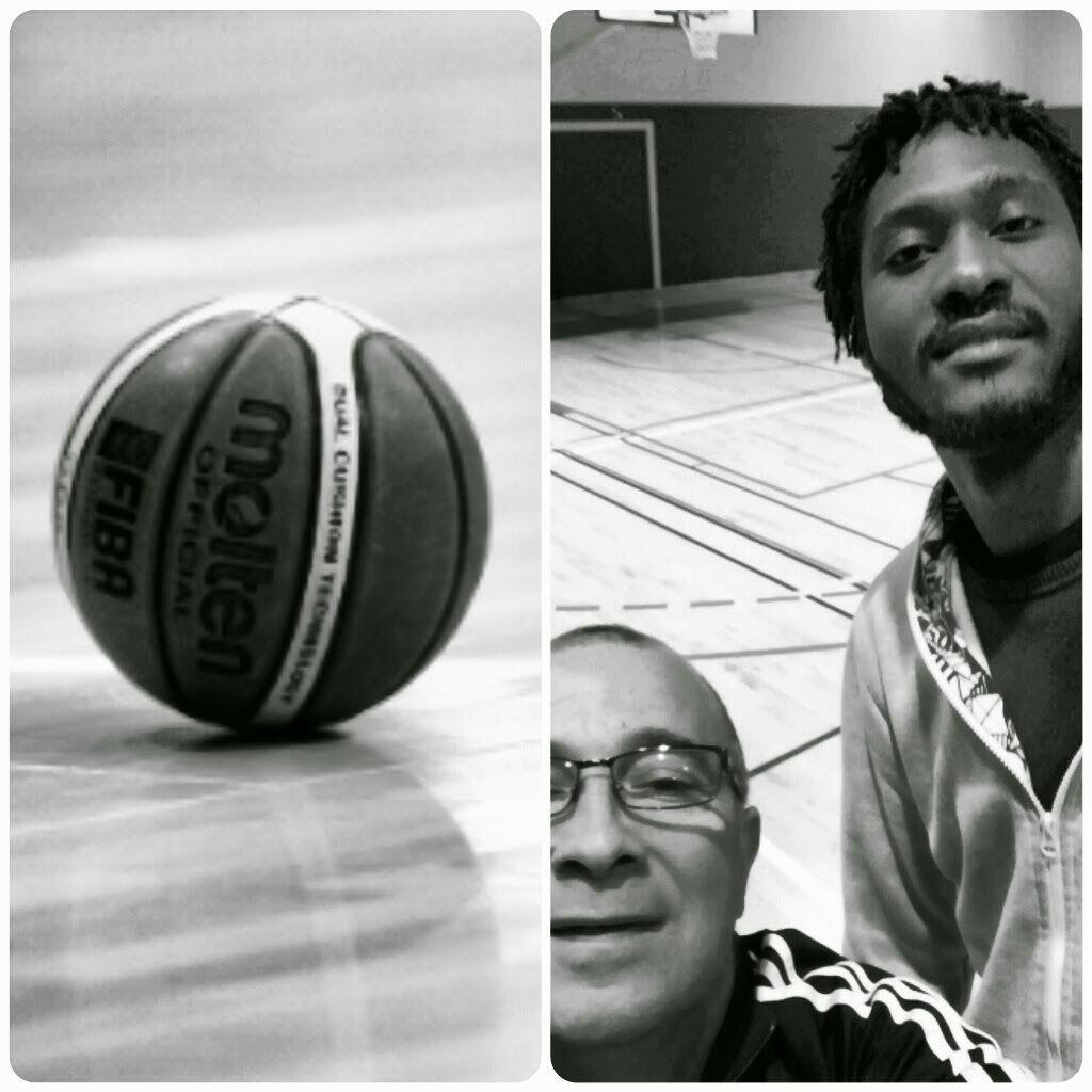Janvier 2k15 retour sur le parquet...Arie Basket Club #Paris19
