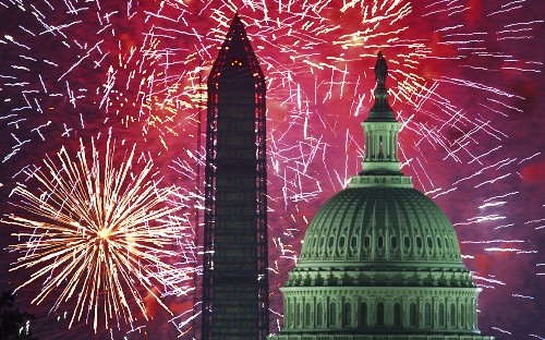 5 Topics For…Fourth of July