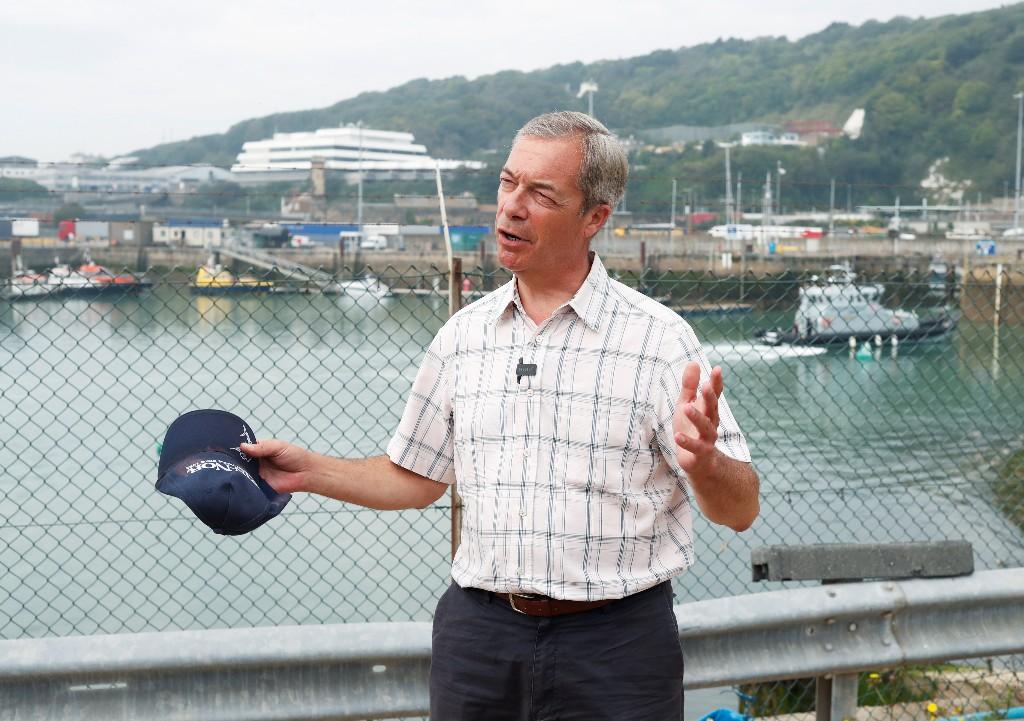 Outspoken ice cream maker Ben and Jerry's turns fire on UK migration rhetoric