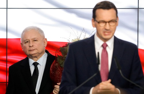 Poland's PiS wins general election: results from 99.5% of constituencies