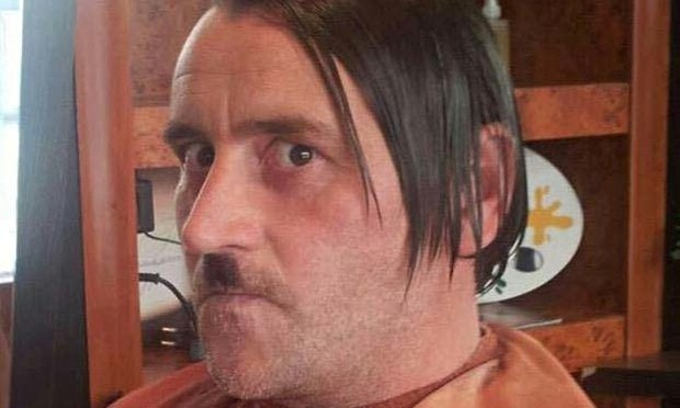 Germany's Pegida leader steps down over Adolf Hitler photo