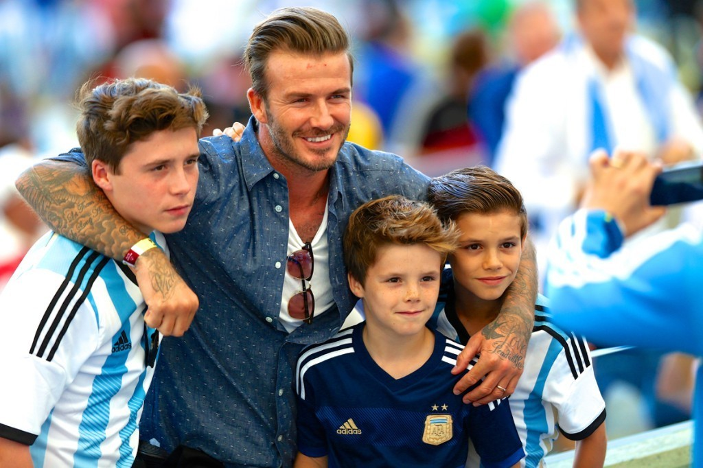 What Chance Does Brooklyn Have of Following in Dad David Beckham's Footsteps?