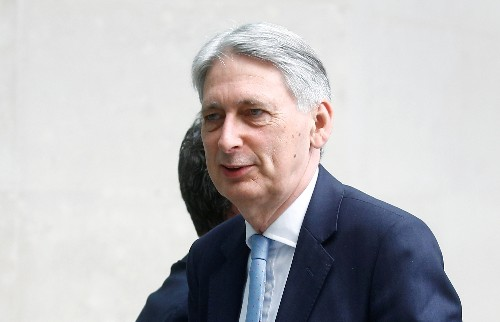 UK finance minister to quit over no-deal Brexit if Johnson become PM
