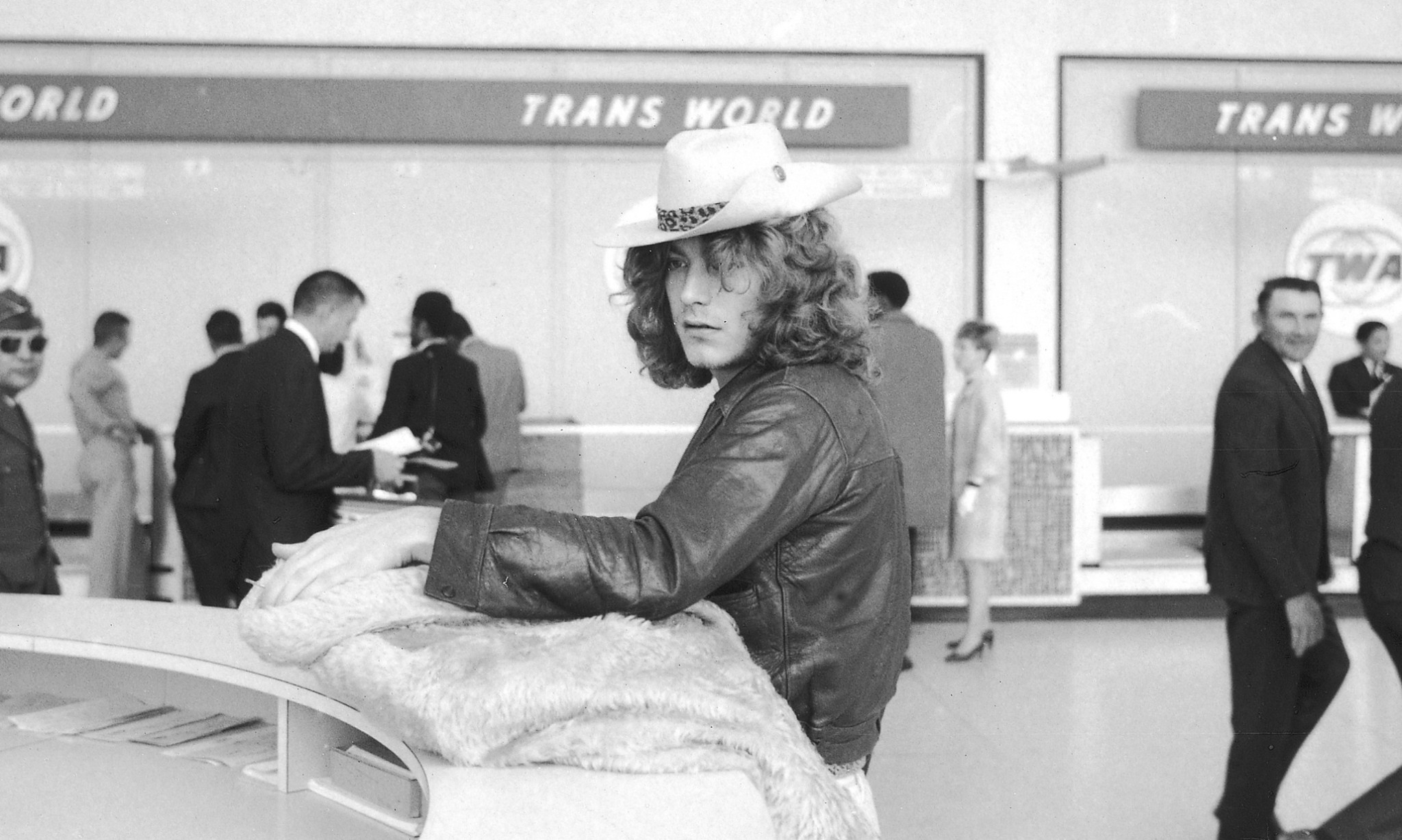 Robert Plant: 'The first Led Zeppelin practice … you couldn't walk away' – classic interview
