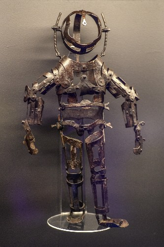 History of Robots at London Science Musuem: Pictures