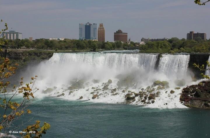 American Falls, شلالات أمريكا
