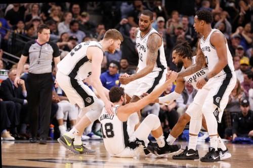 NBA roundup: Nuggets top Celtics, seal playoff spot
