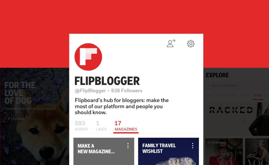 Flipboard  - Cover