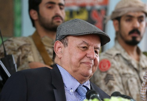 Yemen president slams U.N. envoy's handling of war in letter to secretary-general