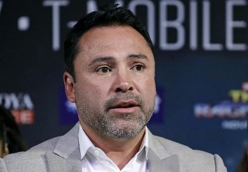 De La Hoya denies accusations in sexual assault lawsuit