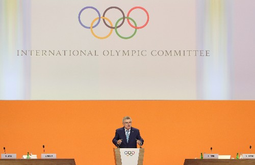 Olympics: IOC appoints 10 new members, Greece back in the fold