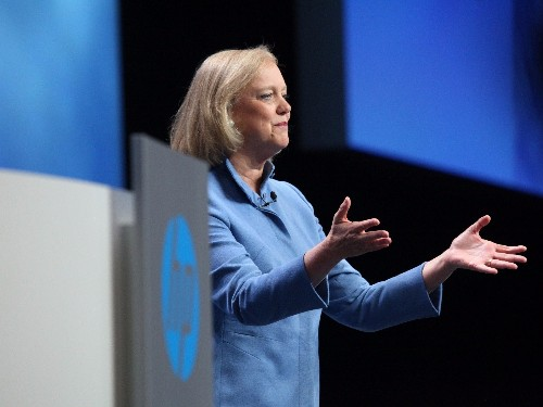HP is now trying to rescue some employees involved in its unusual layoff