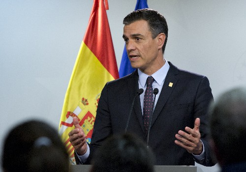 Spain's Socialists 'convinced' new government deal is near