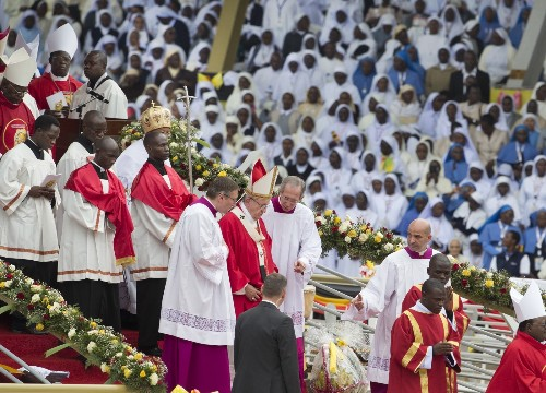 Pope Francis Visits Uganda: Pictures