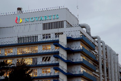 Novartis has 25 blockbusters in the pipeline: CEO