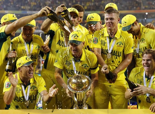 Australia Wins Cricket World Cup: In Pictures