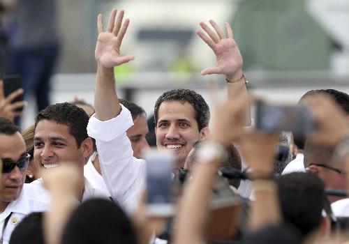 The Latest: Venezuela partially closes Colombian border