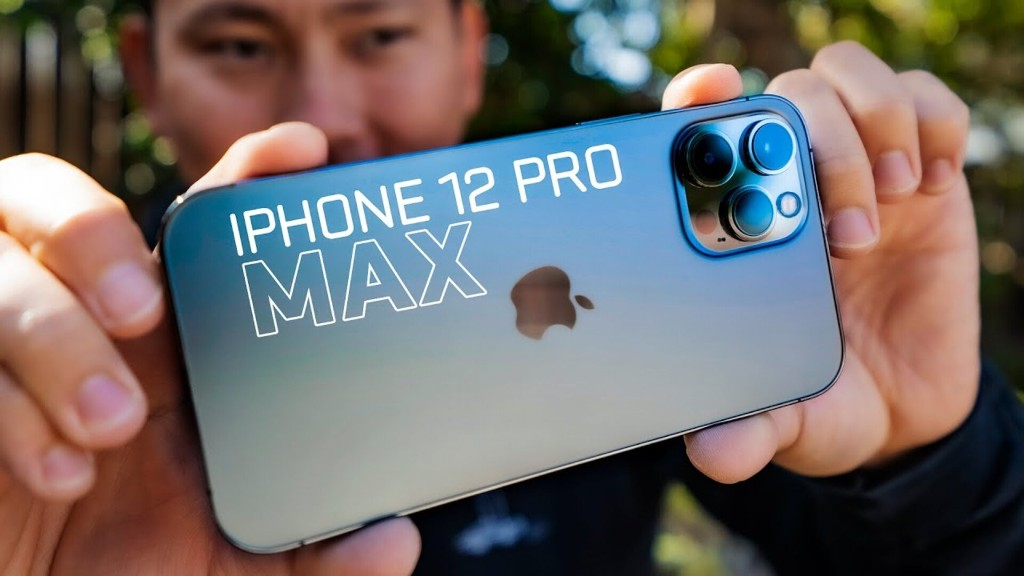 iPhone 12 Pro MAX | My Favorite Camera Phone for Video Yet!