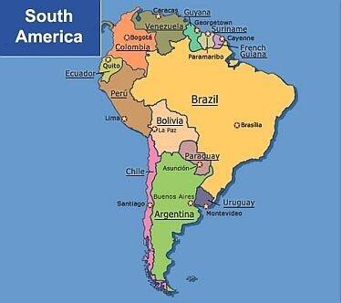 southern American English Magic!