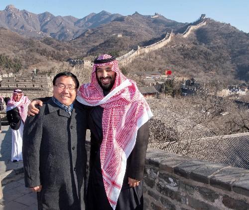 Saudi, China sign $28 billion worth of economic accords - SPA