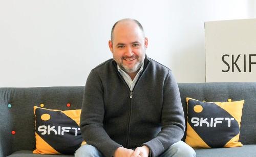 Spotlight: Skift Co-Founder Jason Clampet