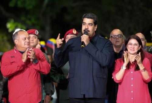 Venezuela vote dispute risks rekindling unrest, sanctions