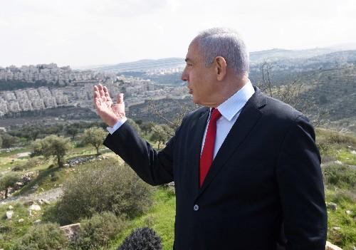 Netanjahu startet umstrittenes Siedlungsprojekt im Westjordanland
