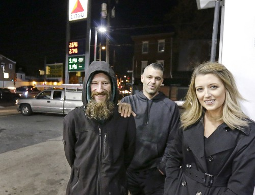Couple ordered to turn over funds raised for homeless man
