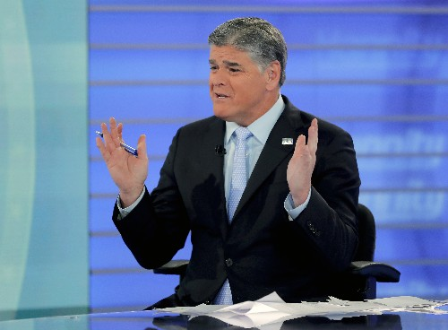 Bad headlines for Trump also means ratings slump for Hannity