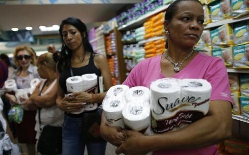 Of Diapers and Dictators in Venezuela