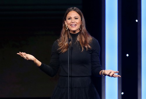 Jennifer Garner leads People magazine's beautiful list