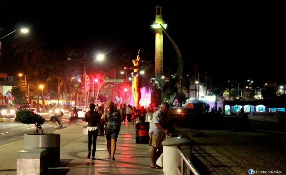 Mazatlán nights