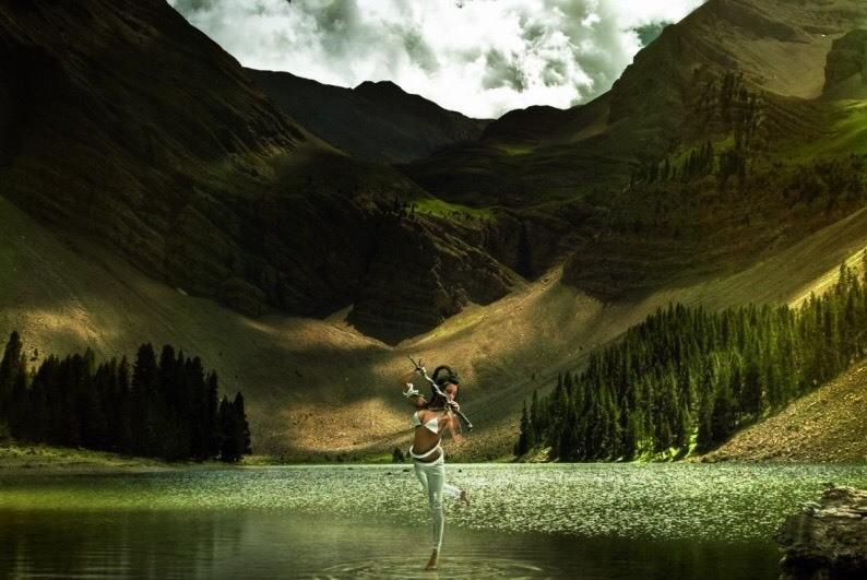 La Leyenda del Ibón de Plan En las proximidades del pueblo de Plan se encuentra el lago llamado Ibón de Plan. Cuenta la leyenda que el lago está encantado y que solo las personas de corazón puro pueden ver la imagen de una hermosa Princesa Mora...