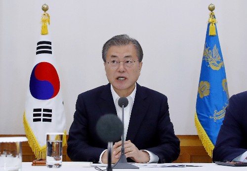 Japan curbs could drag on, hurt global economy: Moon