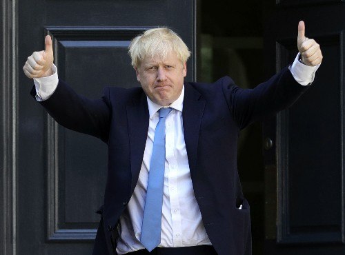 Boris Johnson tipped to win as UK Tories reveal new leader
