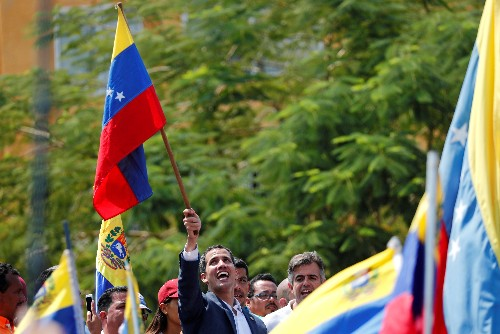 Venezuela's Guaido launches national tour in 'new phase' to oust Maduro