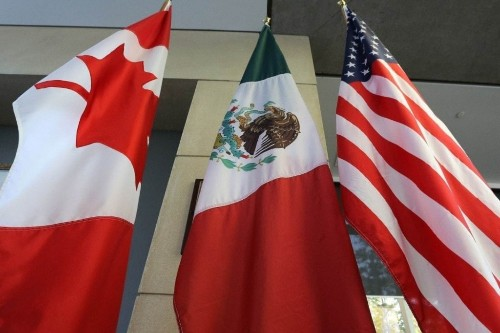 Trump says Canada and Mexico will only escape new tariffs after NAFTA concessions
