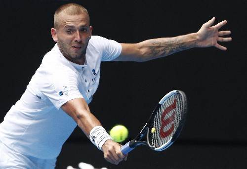 Tennis: Evans in second career final after upsetting Isner at Delray