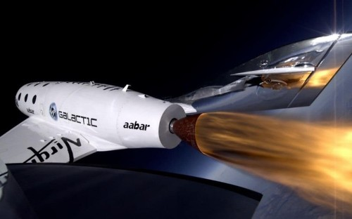 Virgin Galactic makes one small step toward commercial spaceflight