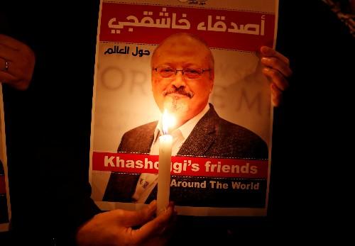 Turkey's Erdogan says Khashoggi's killers will pay the price, be held accountable