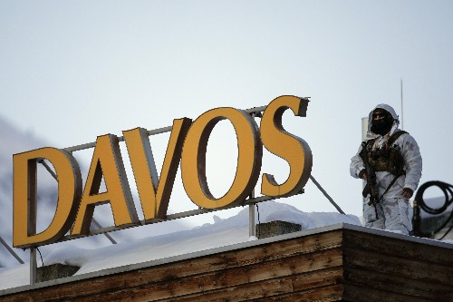 The Latest: Swiss questioned Russian suspects before Davos