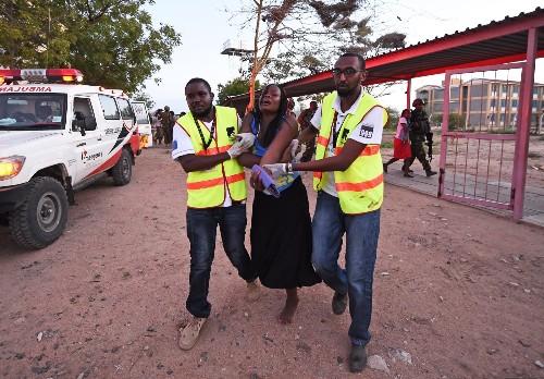 Shabab Attack on Garissa University College in Kenya