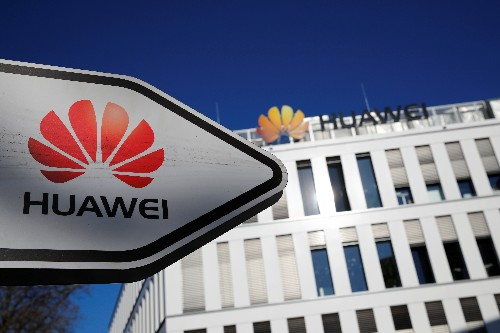 Chinese government doesn't get involved in Huawei's business - German boss